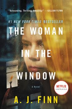 Paperback The Woman in the Window [Movie Tie-In] Book
