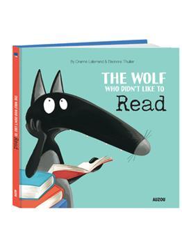 Le loup qui n'aimait pas lire - Book  of the Le Loup