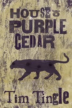 Paperback House of Purple Cedar Book