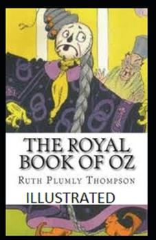 Paperback The Royal Book of Oz Illustrated Book