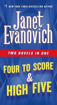 Mass Market Paperback Four to Score and High Five : Two Novels in One Book