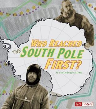 Who Reached the South Pole First? 1429633441 Book Cover