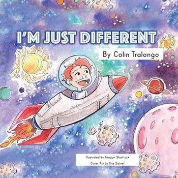 Paperback I'm Just Different [Large Print] Book