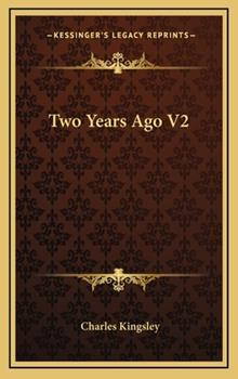 Hardcover Two Years Ago V2 Book