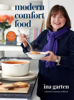 Hardcover Modern Comfort Food : A Barefoot Contessa Cookbook Book