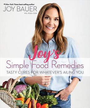 Joy's Simple Food Remedies: Tasty Cures for Whatever's Ailing You 140195569X Book Cover