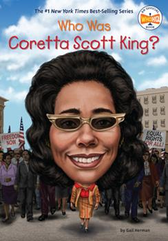 Who Was Coretta Scott King? - Book  of the Who Was/Is...?