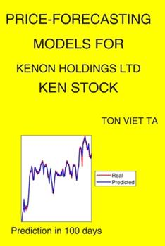 Paperback Price-Forecasting Models for Kenon Holdings Ltd KEN Stock Book