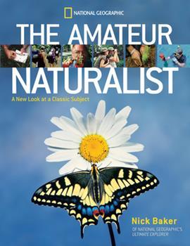 Hardcover Amateur Naturalist Book