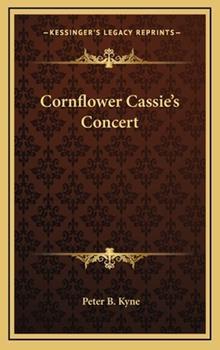 Hardcover Cornflower Cassie's Concert Book
