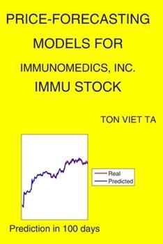 Paperback Price-Forecasting Models for Immunomedics, Inc. IMMU Stock Book