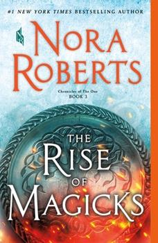 The Rise of Magicks 1250123046 Book Cover
