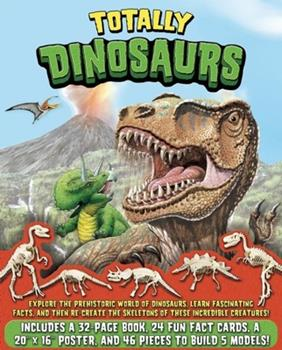 Totally Dinosaurs 1607107856 Book Cover