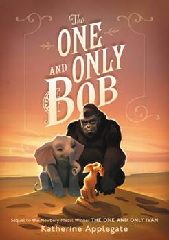 Hardcover The One and Only Bob Book