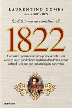 1822 - Book #2 of the História do Brasil