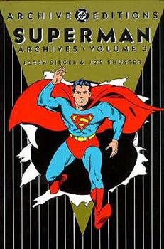Superman Archives, Vol. 3 - Book  of the DC Archive Editions