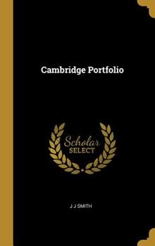 Hardcover Cambridge Portfolio Book