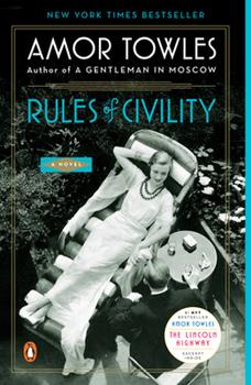Paperback Rules of Civility Book