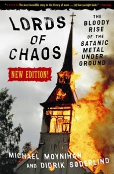 Paperback Lords of Chaos: The Bloody Rise of the Satanic Metal Underground New Edition Book