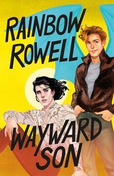 Wayward Son 1250146070 Book Cover