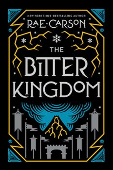 The Bitter Kingdom 0062026569 Book Cover