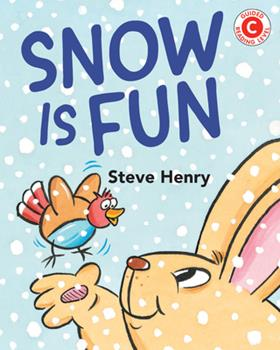 Hardcover Snow Is Fun Book