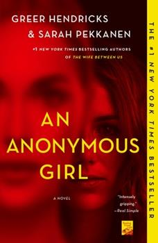 Paperback An Anonymous Girl Book
