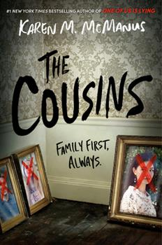 Hardcover The Cousins Book