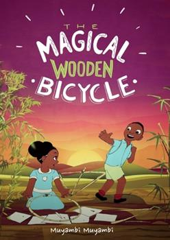 Paperback The Magical Wooden Bicycle Book
