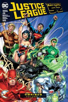 Justice League: The New 52 Omnibus Vol. 1 - Book  of the Justice League 2011