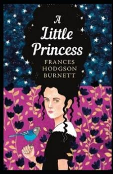 Paperback A Little Princess Illustrated Book