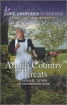 Mass Market Paperback Amish Country Threats Book