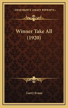 Hardcover Winner Take All Book