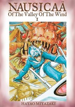 Nausicaä of the Valley of the Wind, Vol. 1 book cover