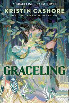 Graceling 0547258305 Book Cover