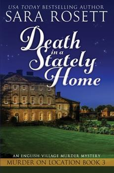 Death in a Stately Home 0998253529 Book Cover