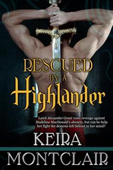 Rescued by a Highlander - Book #1 of the Clan Grant