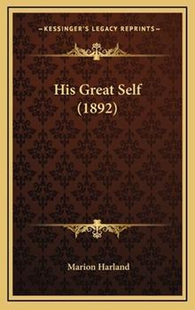 Hardcover His Great Self Book
