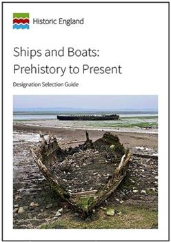 Paperback Ships and Boats: Prehistory to Present: Introductions to Heritage Assets Book