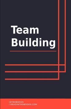 Paperback Team Building Book