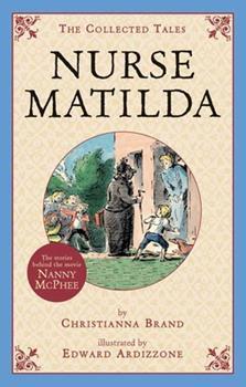 Nurse Matilda - Book  of the Nanny McPhee