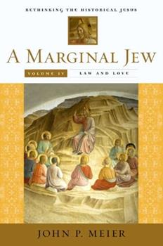 A Marginal Jew: v. 4 (Anchor Bible Reference) - Book  of the Anchor Bible Reference Library