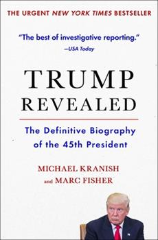 Paperback Trump Revealed: The Definitive Biography of the 45th President Book