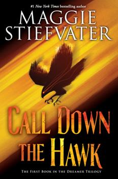 Hardcover Call Down the Hawk (the Dreamer Trilogy, Book 1), 1 Book