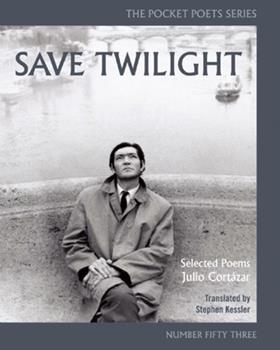 Save Twilight: Selected Poems 0872867099 Book Cover