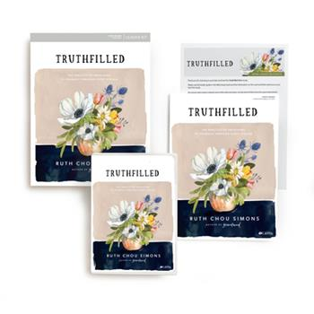 Paperback Truthfilled - Leader Kit Book