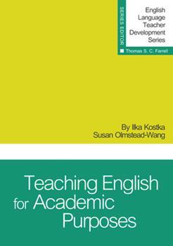 Paperback Teaching English for Academic Purposes Book