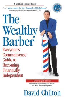 Paperback The Wealthy Barber, Updated 3rd Edition : Everyone's Commonsense Guide to Becoming Financially Independent Book