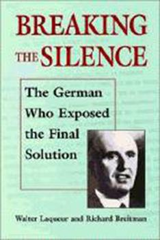 Breaking The Silence 0671546945 Book Cover