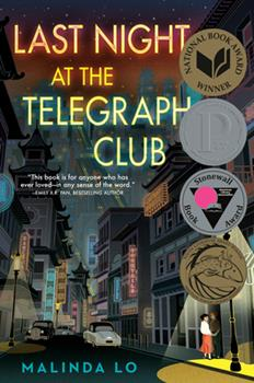 Hardcover Last Night at the Telegraph Club Book